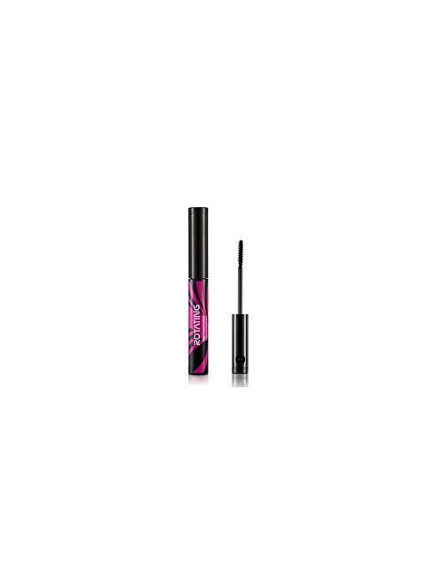 Flormar Rotating Volume Mascara  Siyah